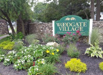 Woodgate Village Entry photo